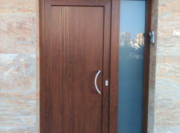 puerta exterior vivienda