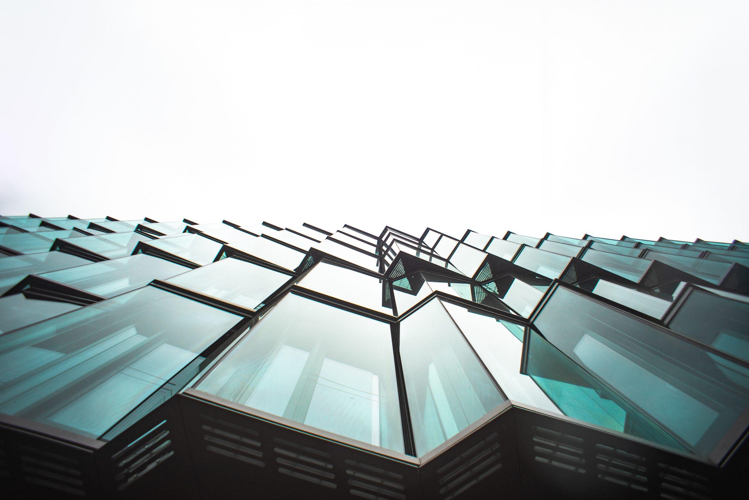 edificio ventanas Carpintería PVC